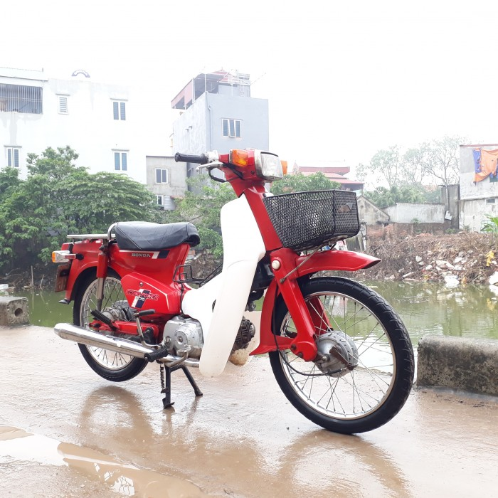 Cub DD Honda Nhật xe nguyên bán biển Hà Nội 29