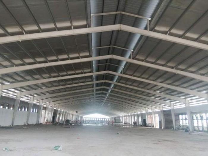 Cần vốn làm ăn, cần bán gấp xưởng 800m2, Mặt Tiền QL50, Bình Chánh.