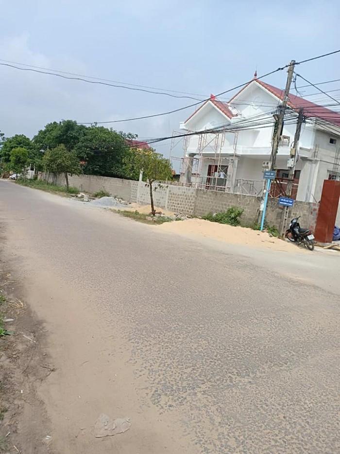 Bán đất 2 mặt tiền siêu đẹp đường Lê Anh Xuân, Bắc Lý có thể chia làm 2 lô