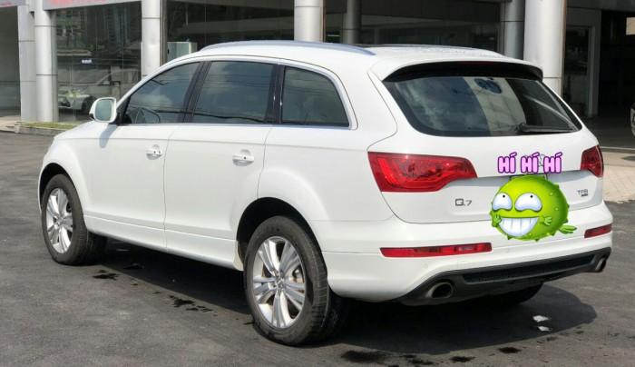 Bán Audi Q.7 3.0 Quattro 2015 màu trắng nhập Slovakia 2015 biển Thủ Đô xe chuẩn đẹp 16