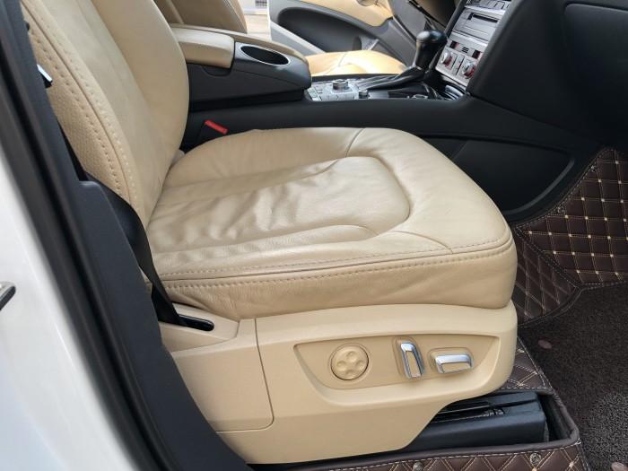 Bán Audi Q.7 3.0 Quattro 2015 màu trắng nhập Slovakia 2015 biển Thủ Đô xe chuẩn đẹp 8