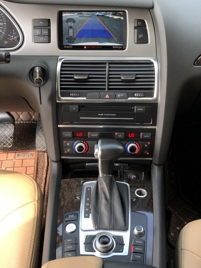 Bán Audi Q.7 3.0 Quattro 2015 màu trắng nhập Slovakia 2015 biển Thủ Đô xe chuẩn đẹp 0