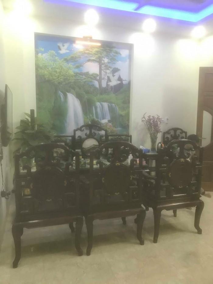 Bán nhà mới đẹp Phú Đô, Nam Từ Liêm DT 60m 4 tầng