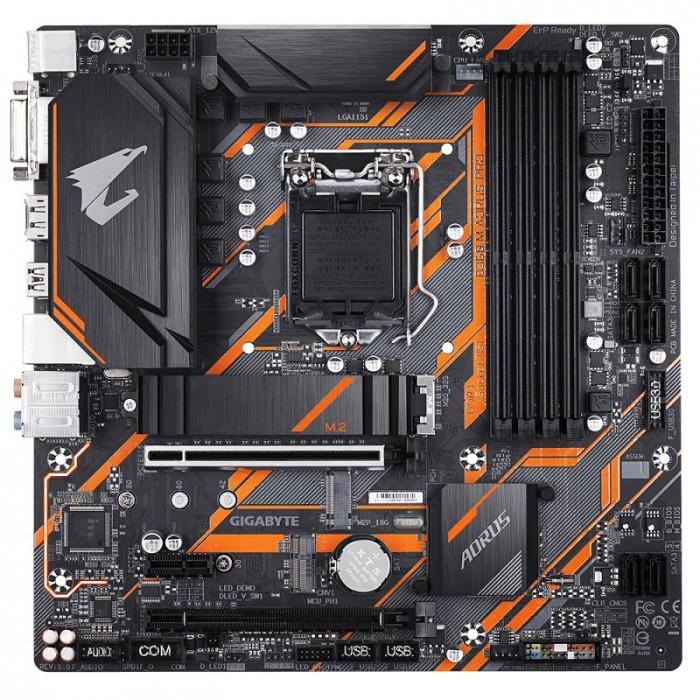 Bo mạch chủ Mainboard Gigabyte B360M AORUS Pro chính hãng3