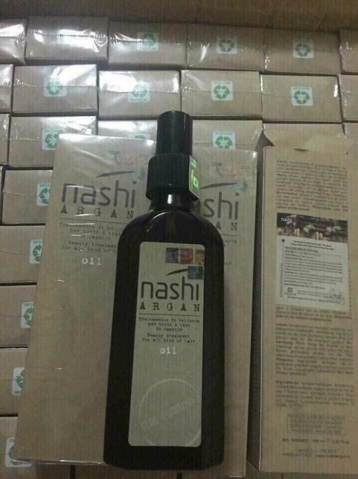 Tinh dầu dưỡng tóc nashi argan oil phục0