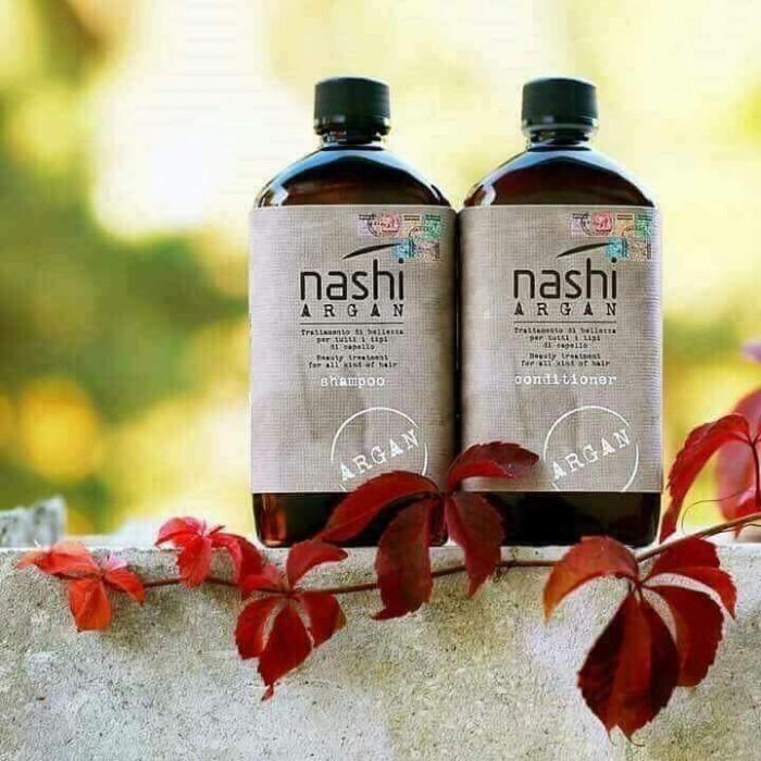 DẦU gội xả dưỡng tóc phục hồi NASHI ARGA0