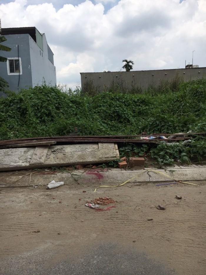Cần bán đất chính chủ đường Thạnh Lộc 16, Quận 12, DT 5x17m(85m2)