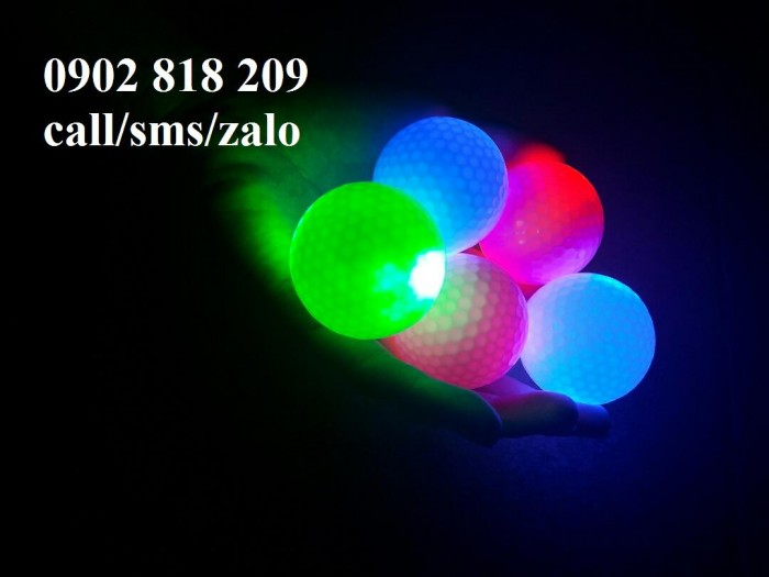Bóng golf phát sáng BS017
