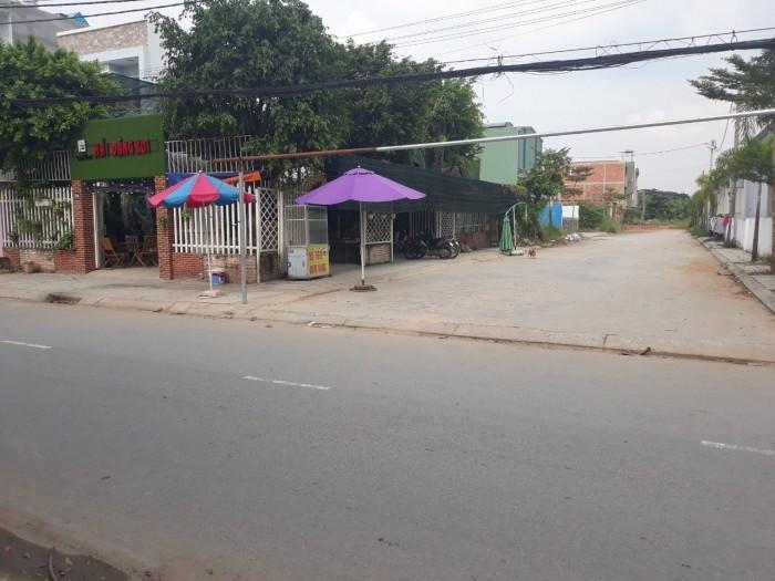 Bán đất kinh doanh mua bán đường Thạnh Lộc 41, sổ hồng riêng chính chủ