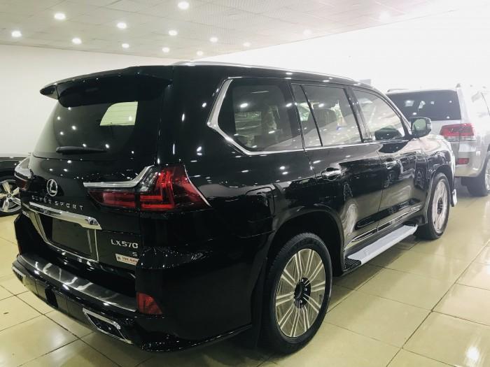 Bán lexus Lx570 super Sport 2019,màu đen,nội thất 2 màu,nhập nguyên chiếc,full option,xe giao ngay.