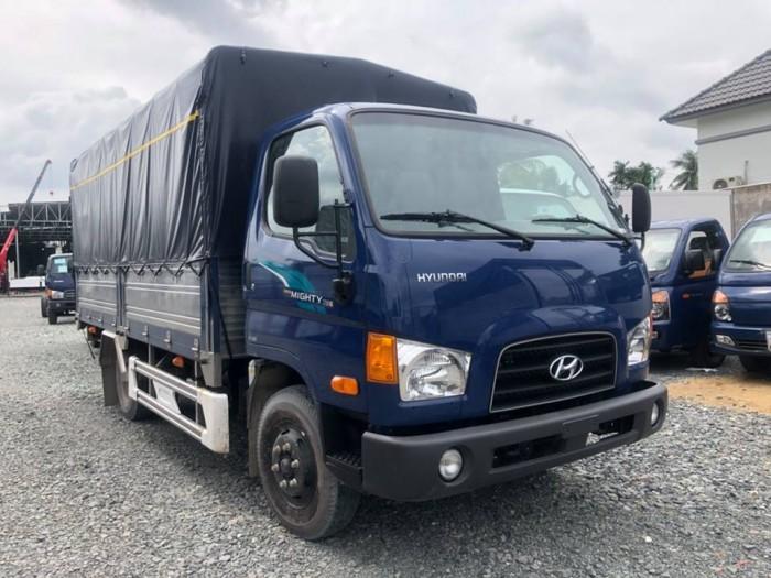 Xe tải Hyundai Mighty 75S - Tải 3,5 tấn