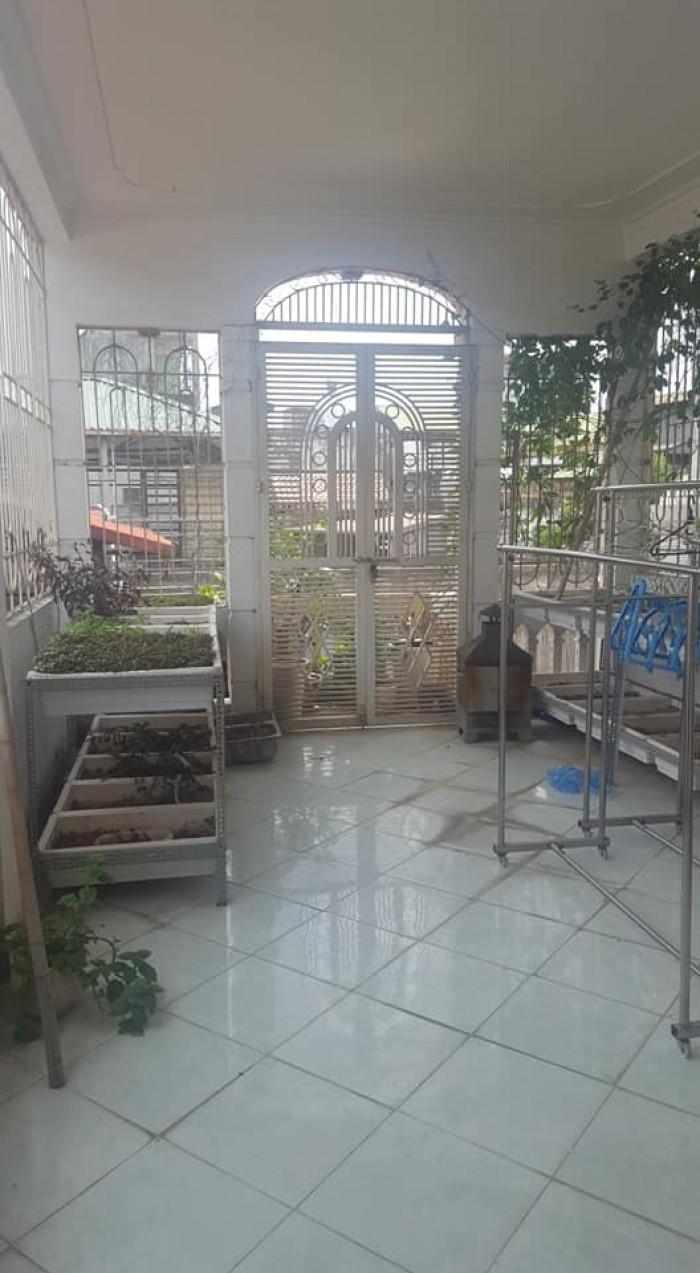 Bán nhà riêng phố Hoàng Quốc Việt, ngõ rộng 3m, Dt 54m2, 4 tầng