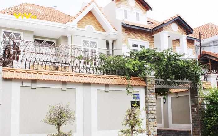 Định cư nước ngoài chú Tài bán gấp biệt thự 1270m2 MT 835, 6PN 7WC, phòng khách, ST, SHR