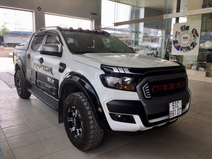 Bán Ford Ranger XLS 4x2 MT sx 2017.Xe cọp