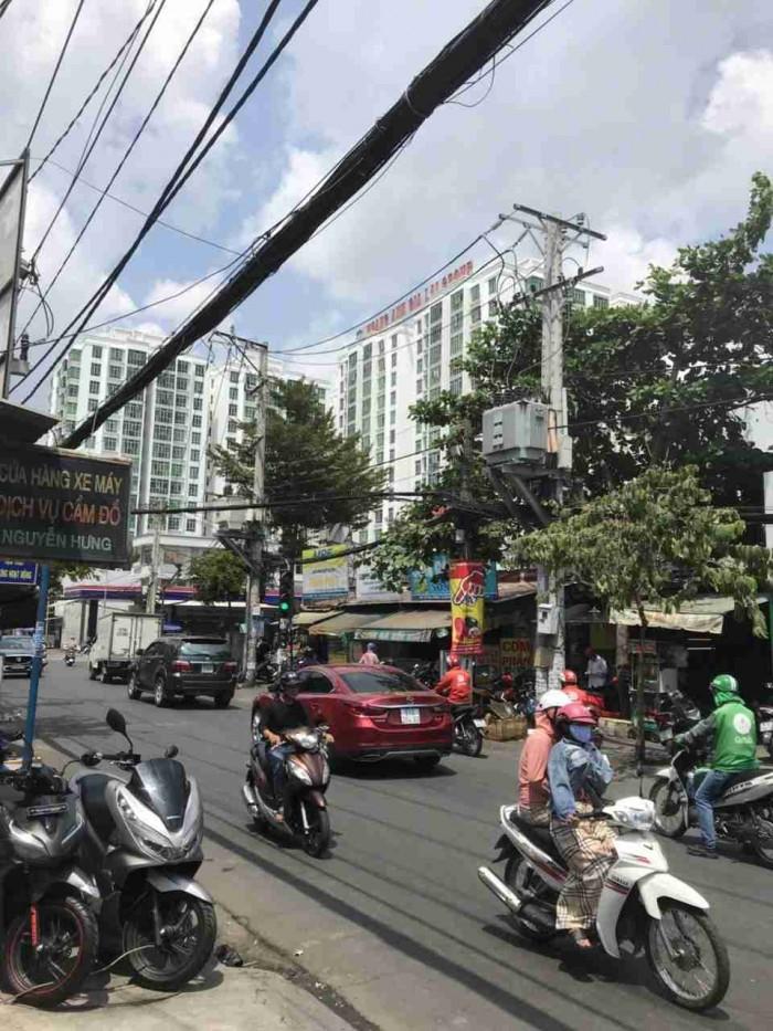Bán nhà mt Lê Văn Lương, 4x9m, giá bán 6,5 tỷ ngay góc đường với N.T. Thập