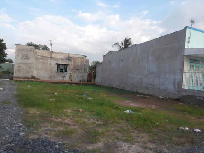 Bán gấp đất Mặt Tiền đường Đào Sư Tích, Nhà Bè. 220m2.
