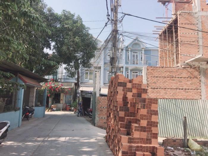 Tôi chính chủ cần bán lô đất 2MT hẻm 5,4x16m sau trường Kim Đồng, BHHB
