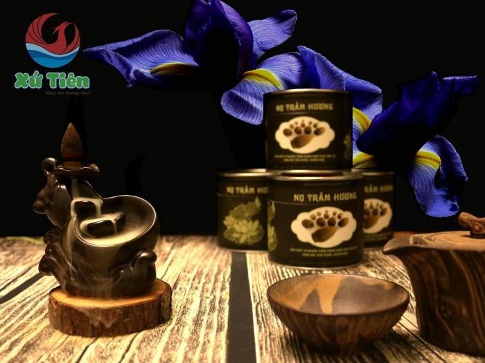 Combo 2 Lon nụ trầm hương cao cấp Tiên Phước Quảng Nam4