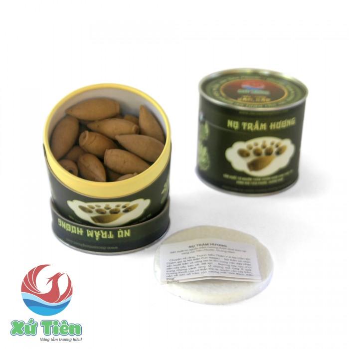 Combo 2 Lon nụ trầm hương cao cấp Tiên Phước Quảng Nam1