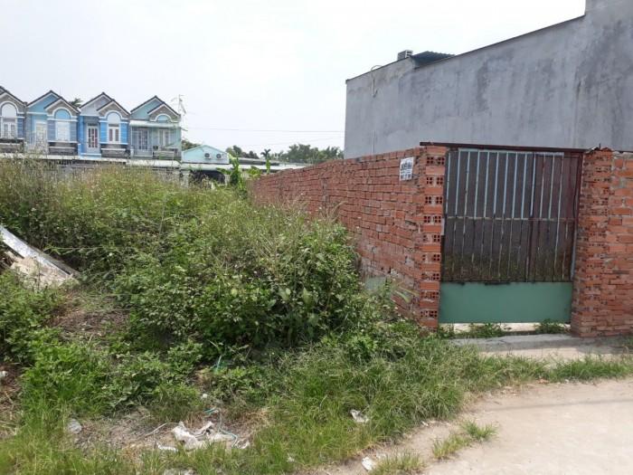 Đất Thổ Thạnh Lộc 29. Ngay cầu vượt ngã tư ga.