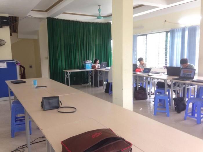 Cho thuê văn phòng, trung tâm tiếng anh, nhà trẻ,...tại Trâu Qùy Gia Lâm Hà Nội.