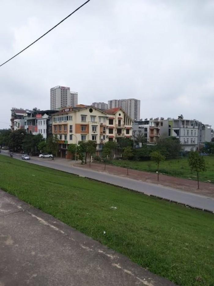Đất mặt đê Bát Khối, Long Biên 50,6m2