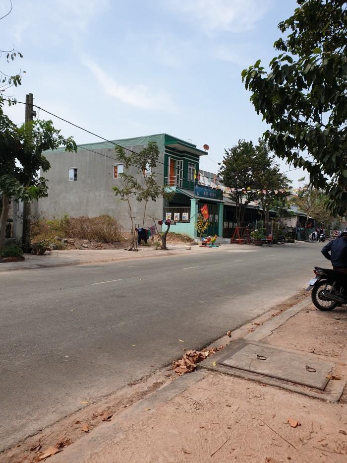 Bán đất Phú chánh B, 100m2