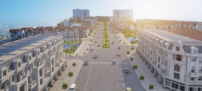 Bán lô đất mặt đường Kỳ Đồng sát trung tâm thương mại dự án Dragon City
