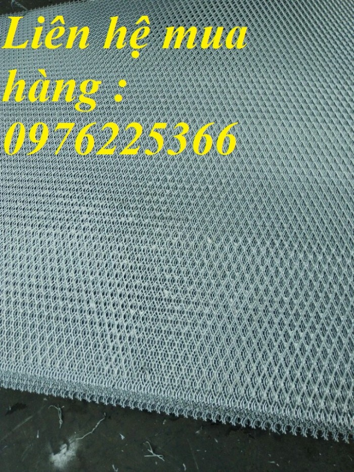 Lưới mắt cáo hình thoi, lưới quả trám, lưới kéo giãn, lưới trang trí2