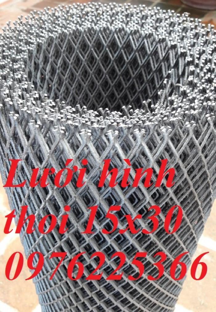 Lưới mắt cáo hình thoi, lưới quả trám, lưới kéo giãn, lưới trang trí0