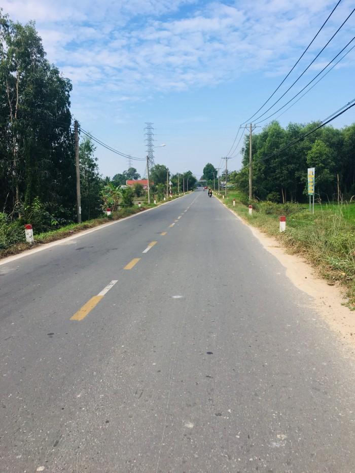 Đất Mặt Tiền Đường Gót Chàng, Xã Nhuận Đức, huyện Củ Chi;Nền 100m2