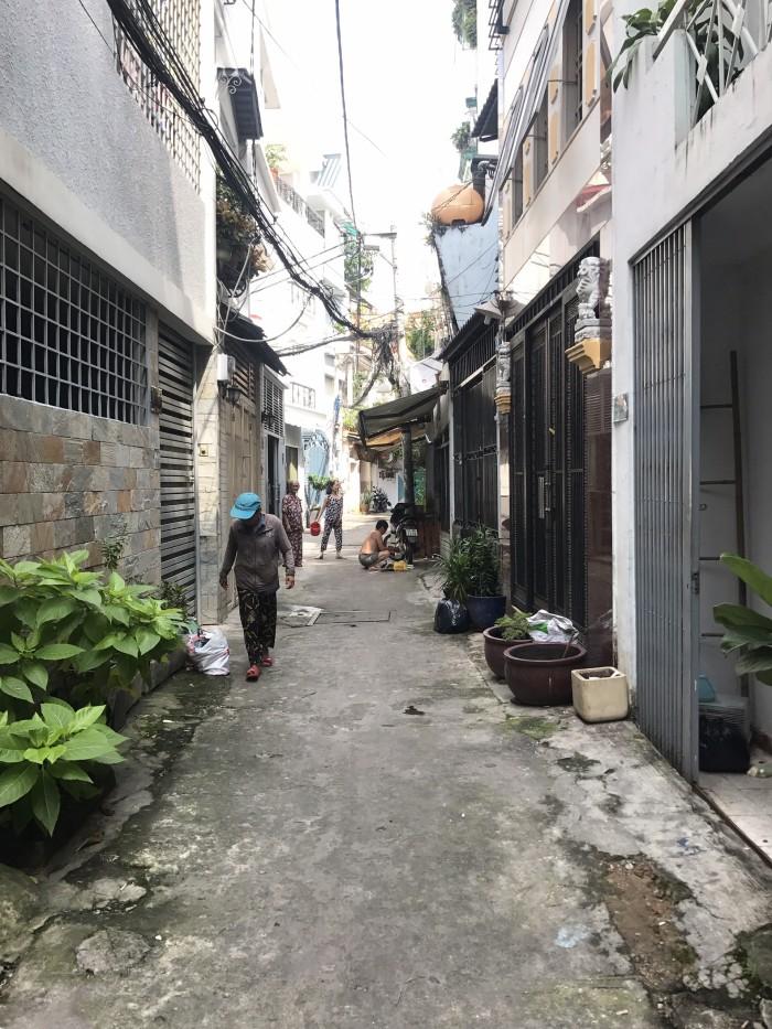 Bán nhà hẻm 3m đường Huỳnh Văn Bánh p11 quận Phú Nhuận