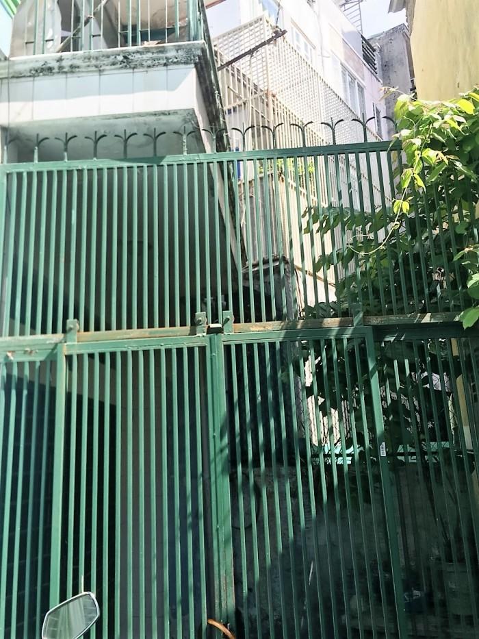 Bán nhà hẻm 4m Nguyễn Thượng Hiền, diện tích 86m2