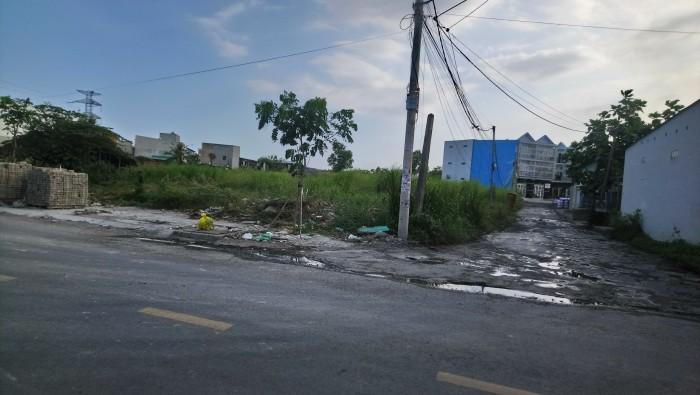 Đất mặt tiền Nguyễn Bình, Nhơn đức, nhà bè DT 4100m2
