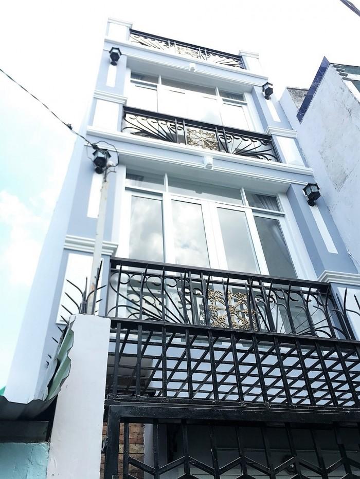 Bán nhà 449/6 Lê Quang Định P5, 38,7m2.