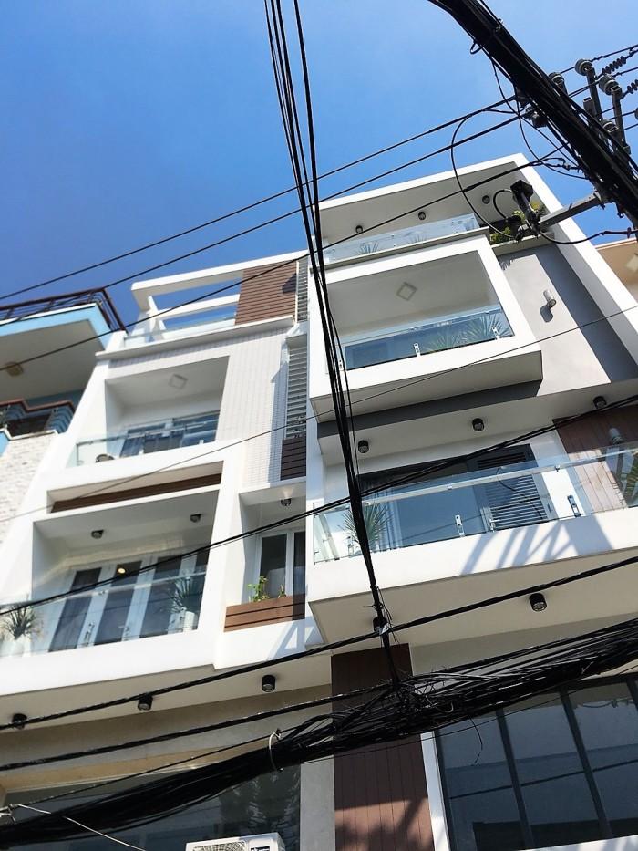 Bán nhà hxh 8m 482 Lê Quang Định, 4,2x12m. Giá thương lượng.