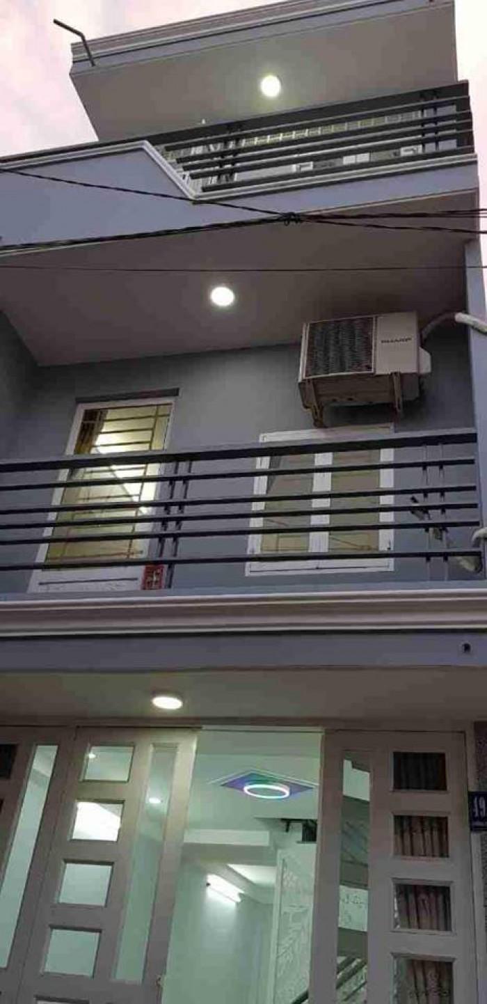 Nhà Bán Đường Phạm Văn Chiêu P14 Gò Vấp. DT 3.5*8, 2 lầu, 4PN