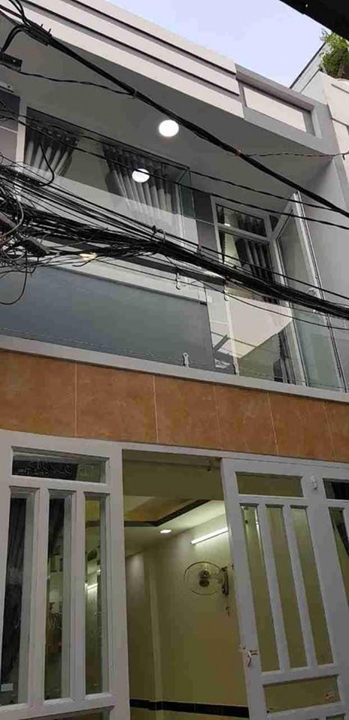 Nhà Gò Vấp Đẹp 33.3 m2 Đường Phạm Văn Chiêu P14