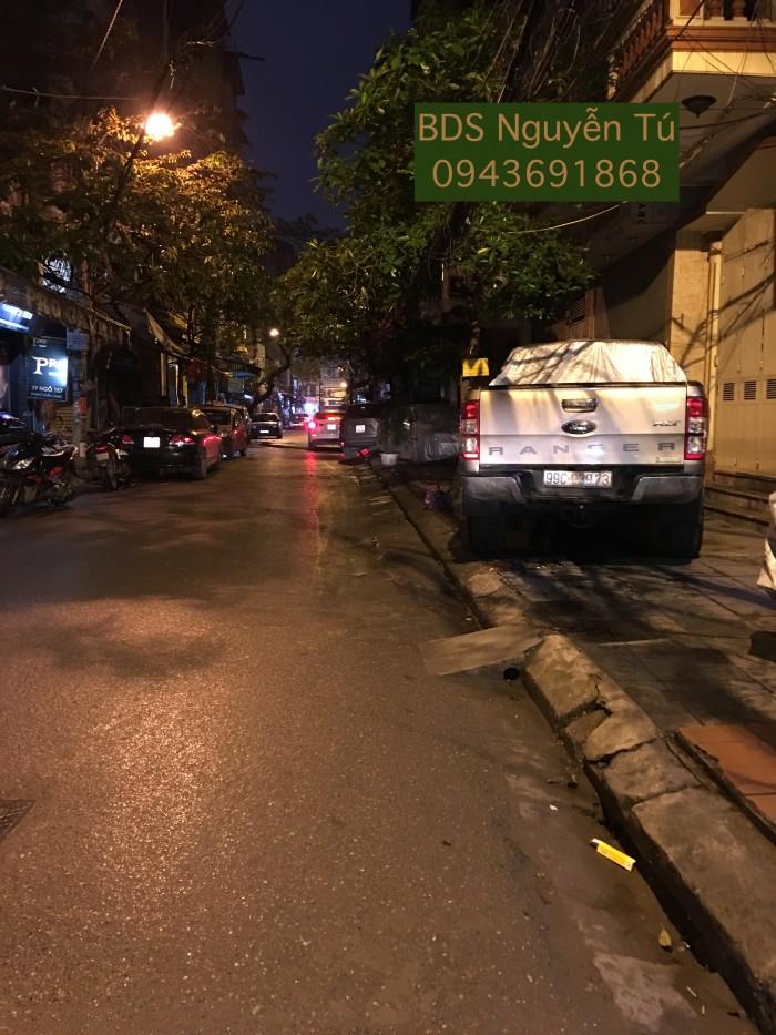 Phân lô Đốc Ngữ, Ba Đình, 7 tầng, MT6m, gần phố, Gara, kinh doanh