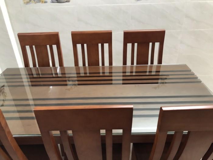 Bộ bàn ăn cao cấp1