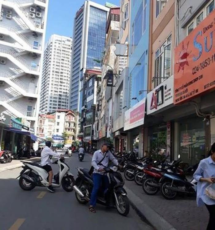 Chính chủ bán nhà mặt ngõ 298 Tây Sơn 45m2* 6 tầng MT 5m