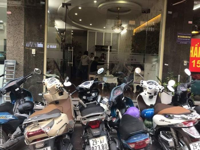 Bán nhà mặt phố Trần Quang Diệu 40m2 mặt tiền 5m