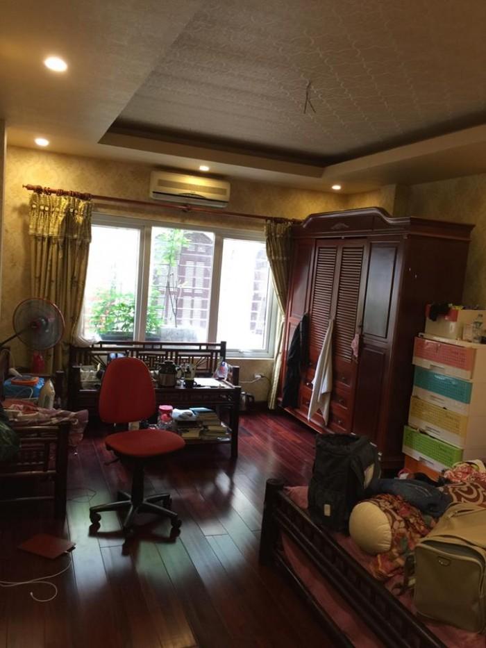 Bán nhà riêng oto KD phố Nguyễn Trãi Tây Sơn 50m2x5T