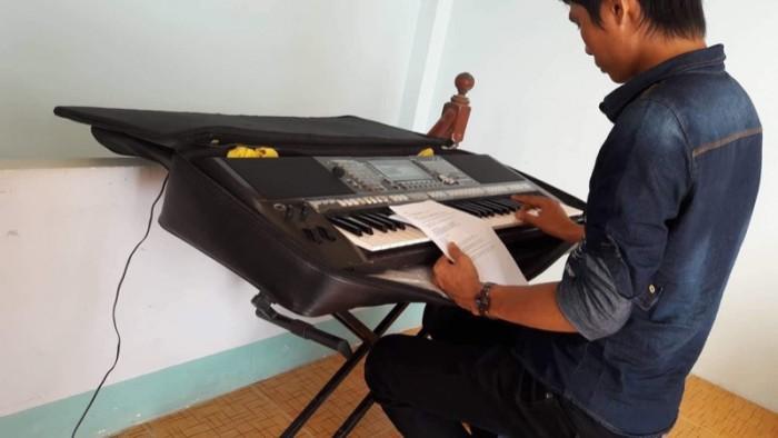 Nơi học ORGAN - GUITAR uy tín chất lượng đệm hát cấp tốc đi show nhanh! Đức Hoà Long An4