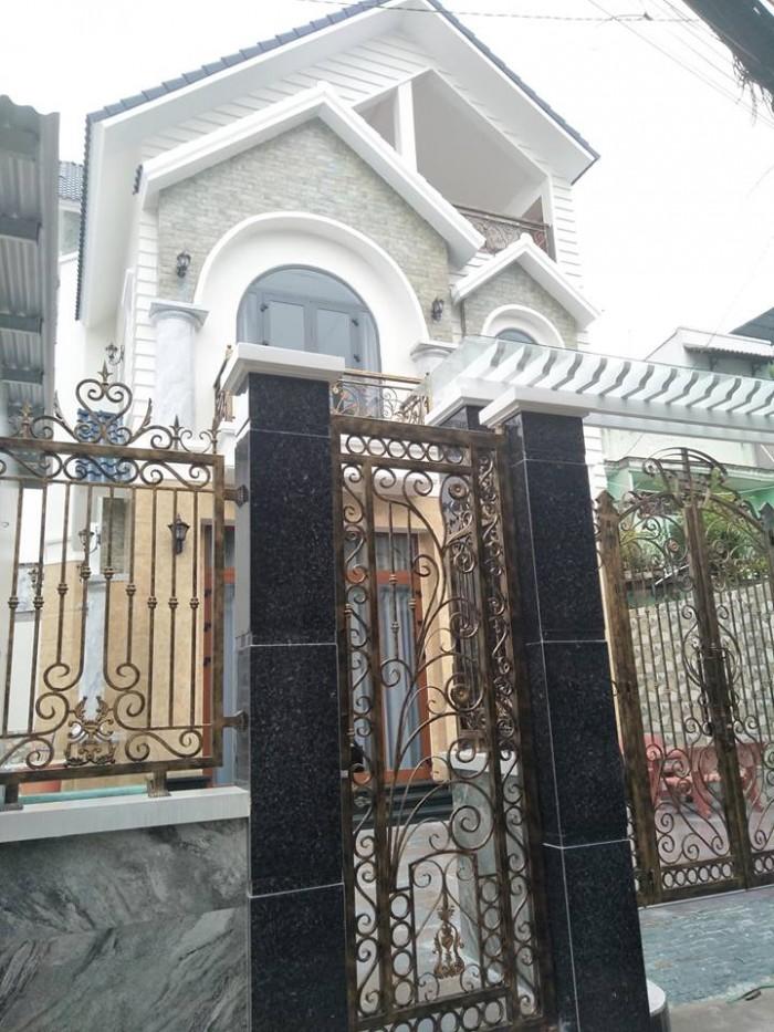 Bán nhà Gò Vấp Hẻm 8m Đ.Quang Trung 189m2