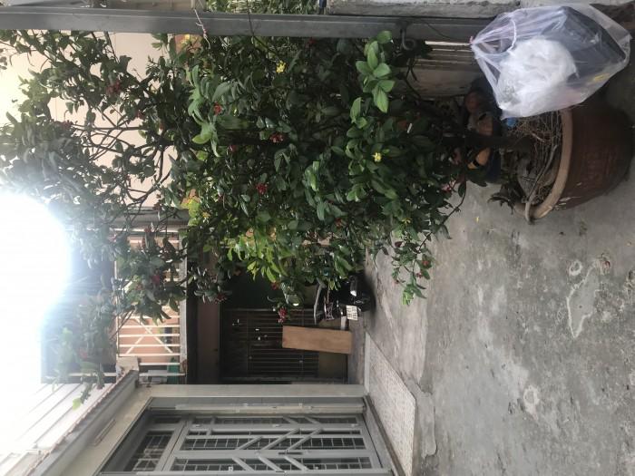 Bán nhà góc 2 mặt hẻm 4m đường Lê Văn Sỹ, Q. Phú Nhuận, (4.2x14m), xây 2 tầng kiên cố