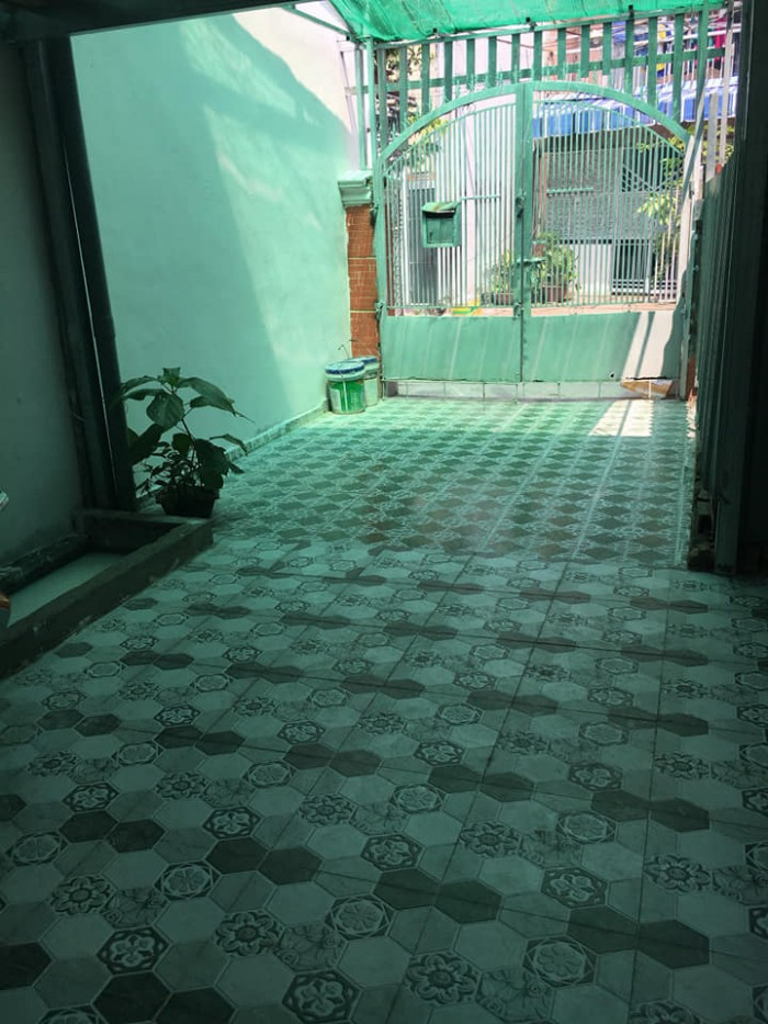 1 Trệt 1 lầu, 3 PN, hẻm xe hơi vào nhà, 79m2, Nguyễn Xí, BT, giá TL.