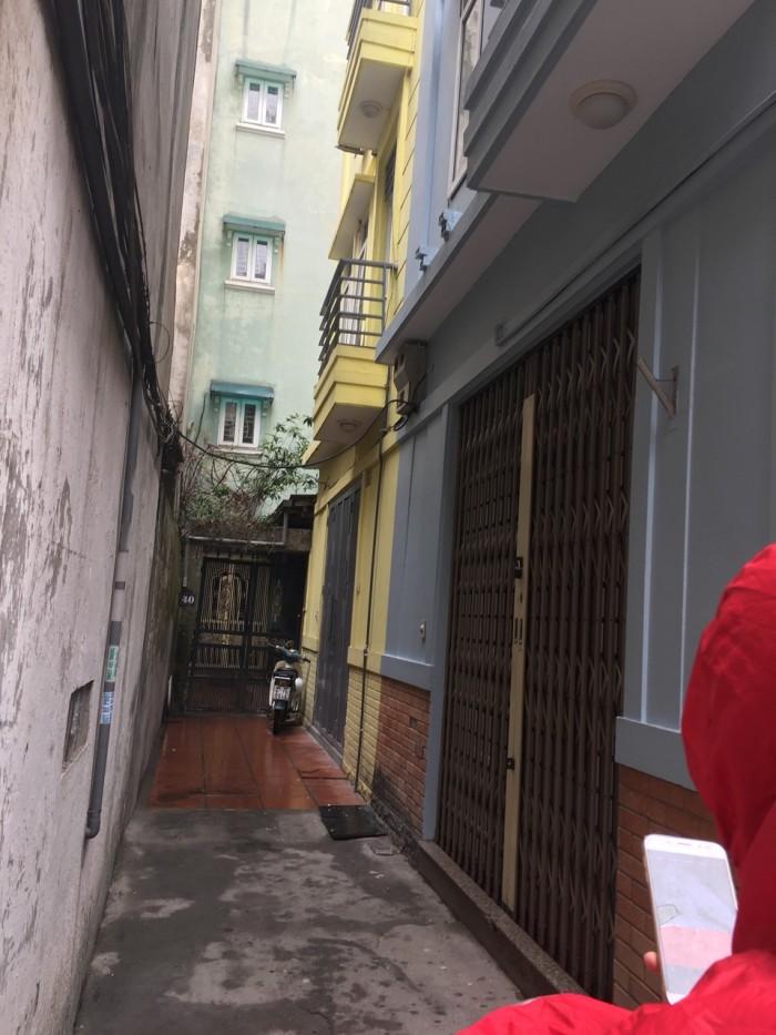 Bán Nhà Nguyễn Trãi Thanh Xuân 30m2x4T