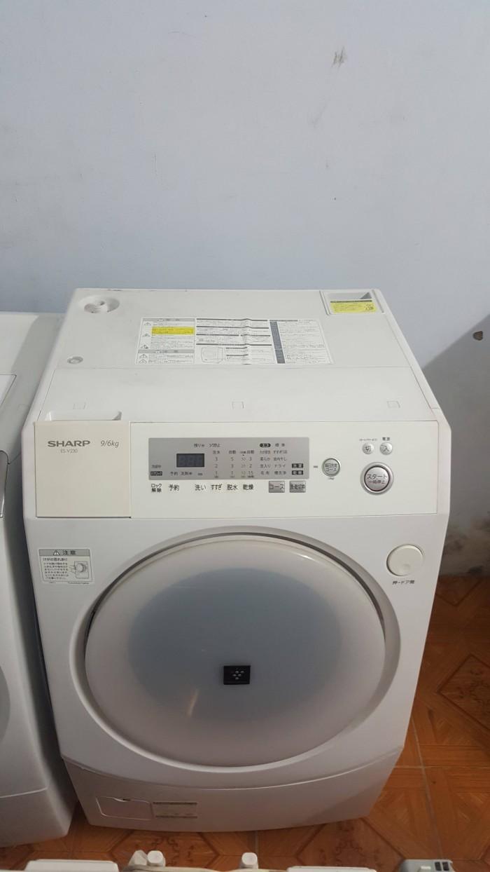 Máy giặt SHARP nội địa nhật0