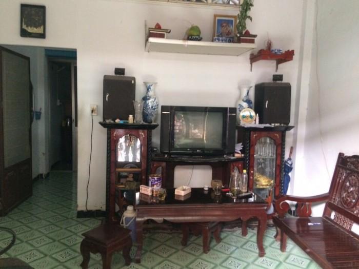 Bán nhà sổ hồng riêng mặt tiền đường HT 17, phường Hiệp Thành, Quận 12